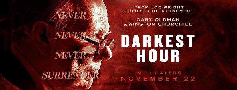Darkest Hour Poster #1