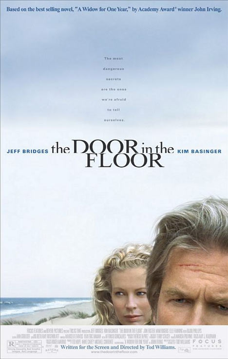 The Door in the Floor Poster #1