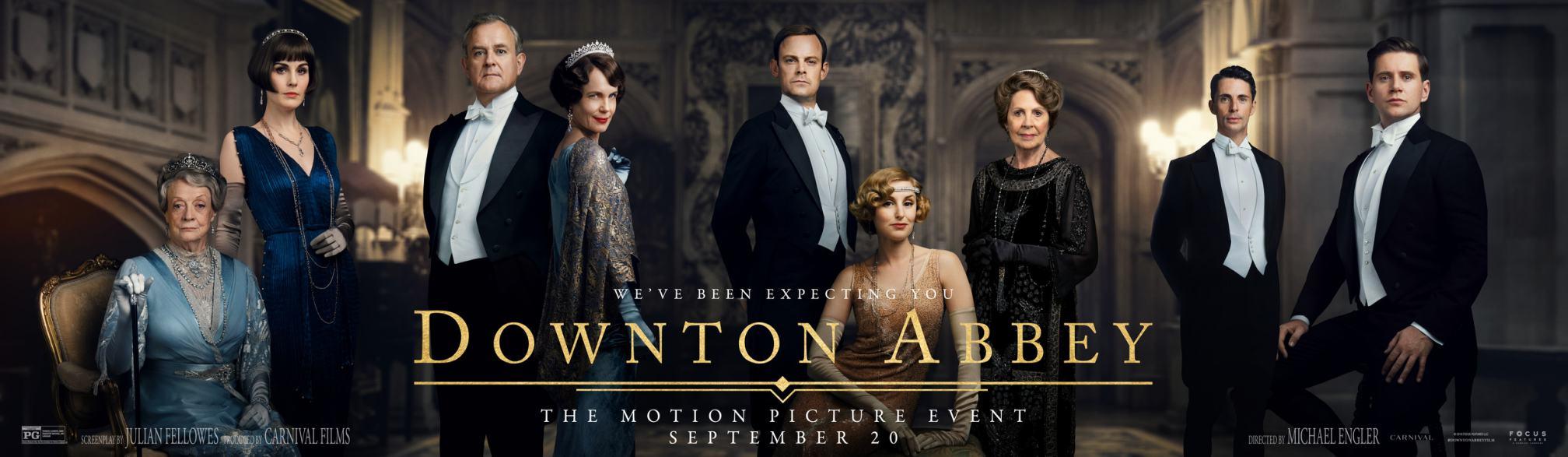 Downton Abbey Poster #2