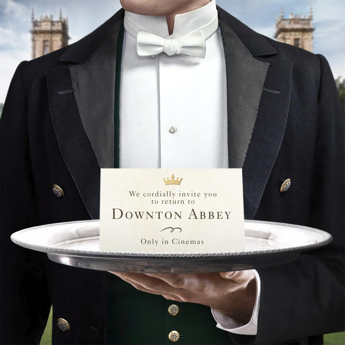 Downton Abbey Poster #1