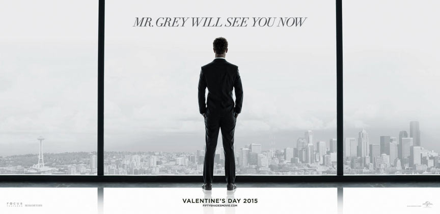 Fifty Shades of Grey Poster #2