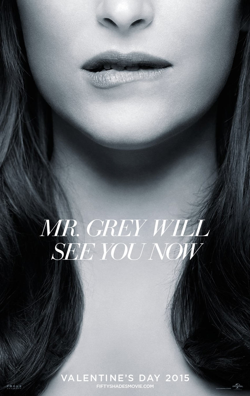 Fifty Shades of Grey Poster #3