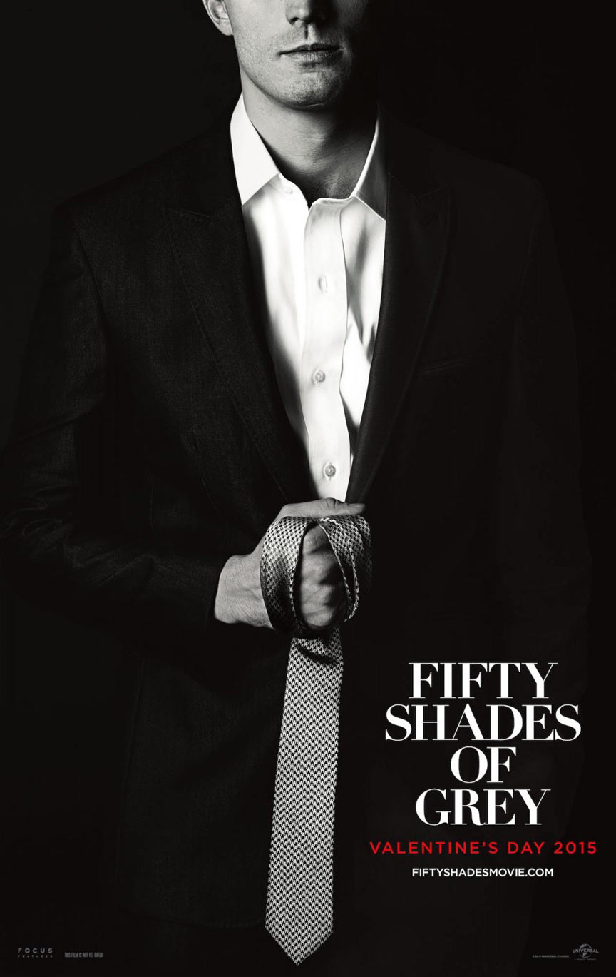 Fifty Shades of Grey Poster #4