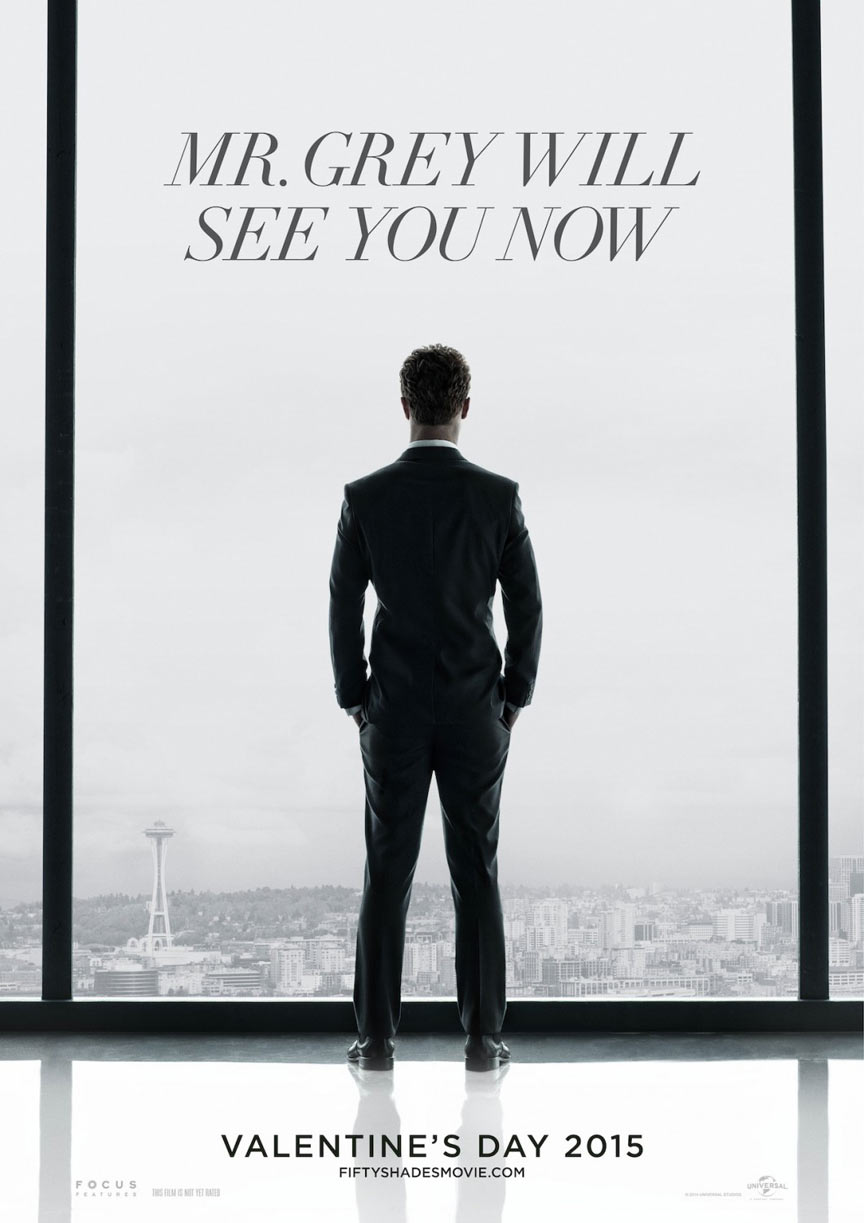 Fifty Shades of Grey Poster #1