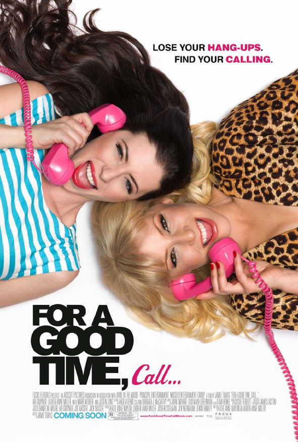 For a Good Time, Call... Poster #1