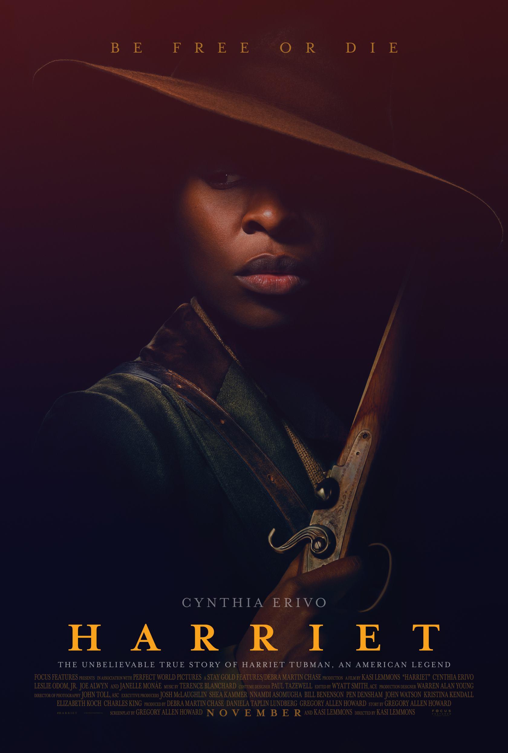 Harriet Poster #1