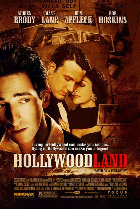 Hollywoodland Poster #1