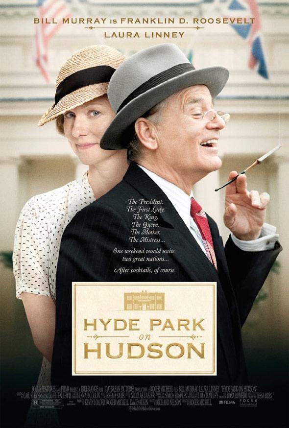 Hyde Park on Hudson Poster #1