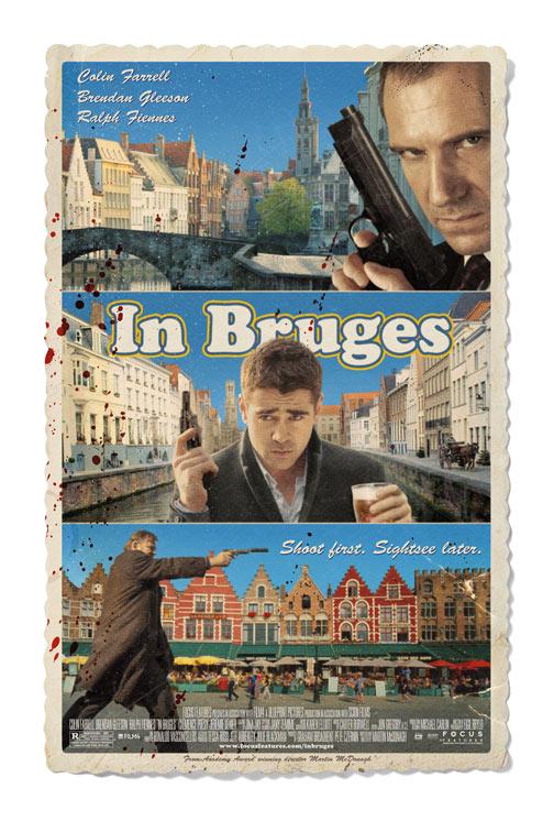 In Bruges Poster #1