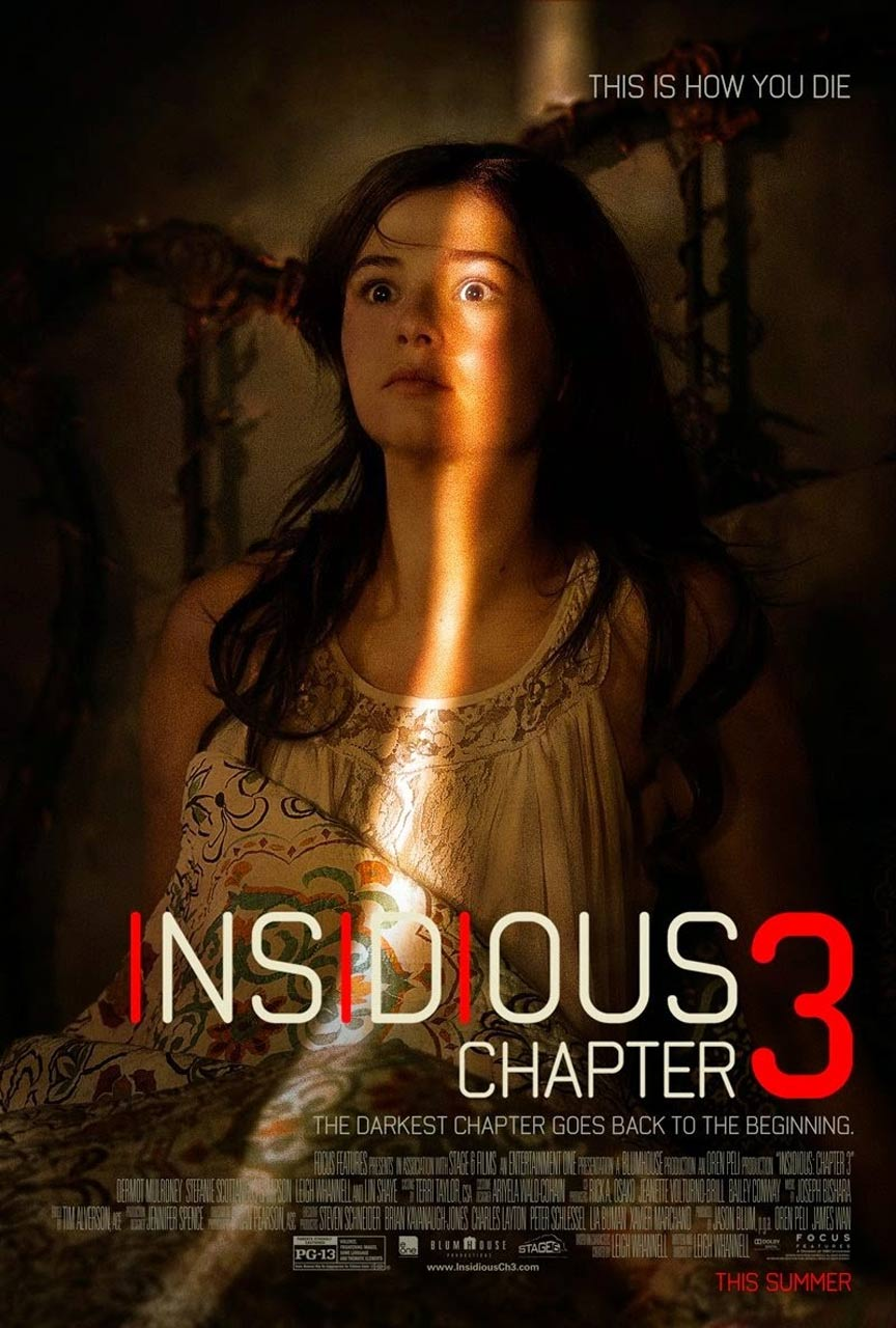 Insidious: Chapter 3 Poster #2
