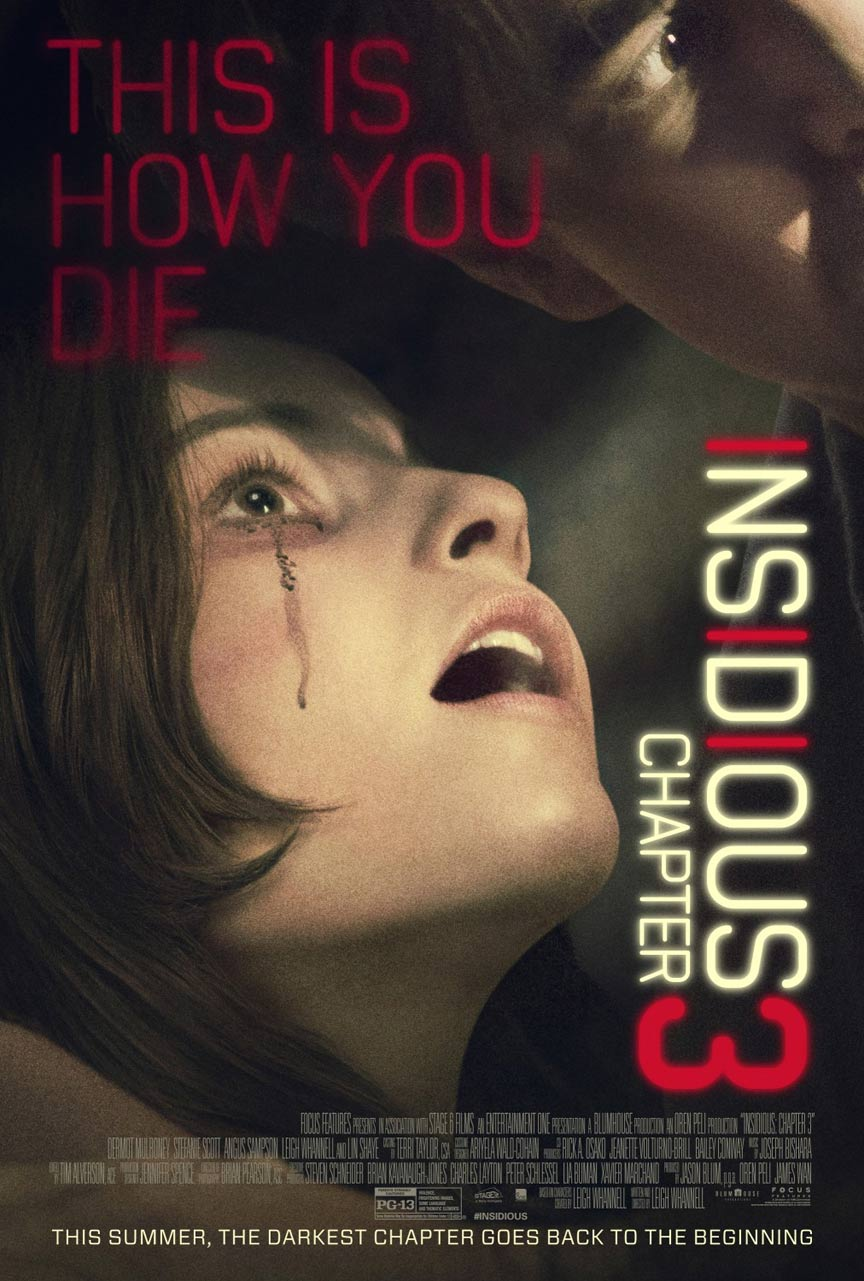 Insidious: Chapter 3 Poster #3