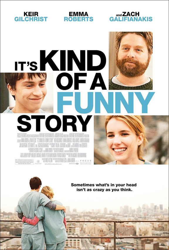 It's Kind of a Funny Story Poster #2