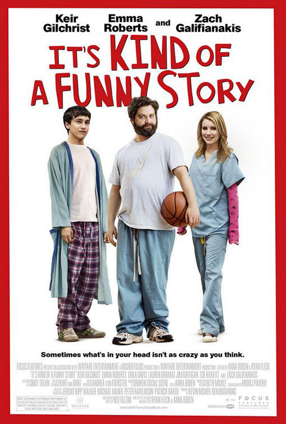 It's Kind of a Funny Story Poster #1