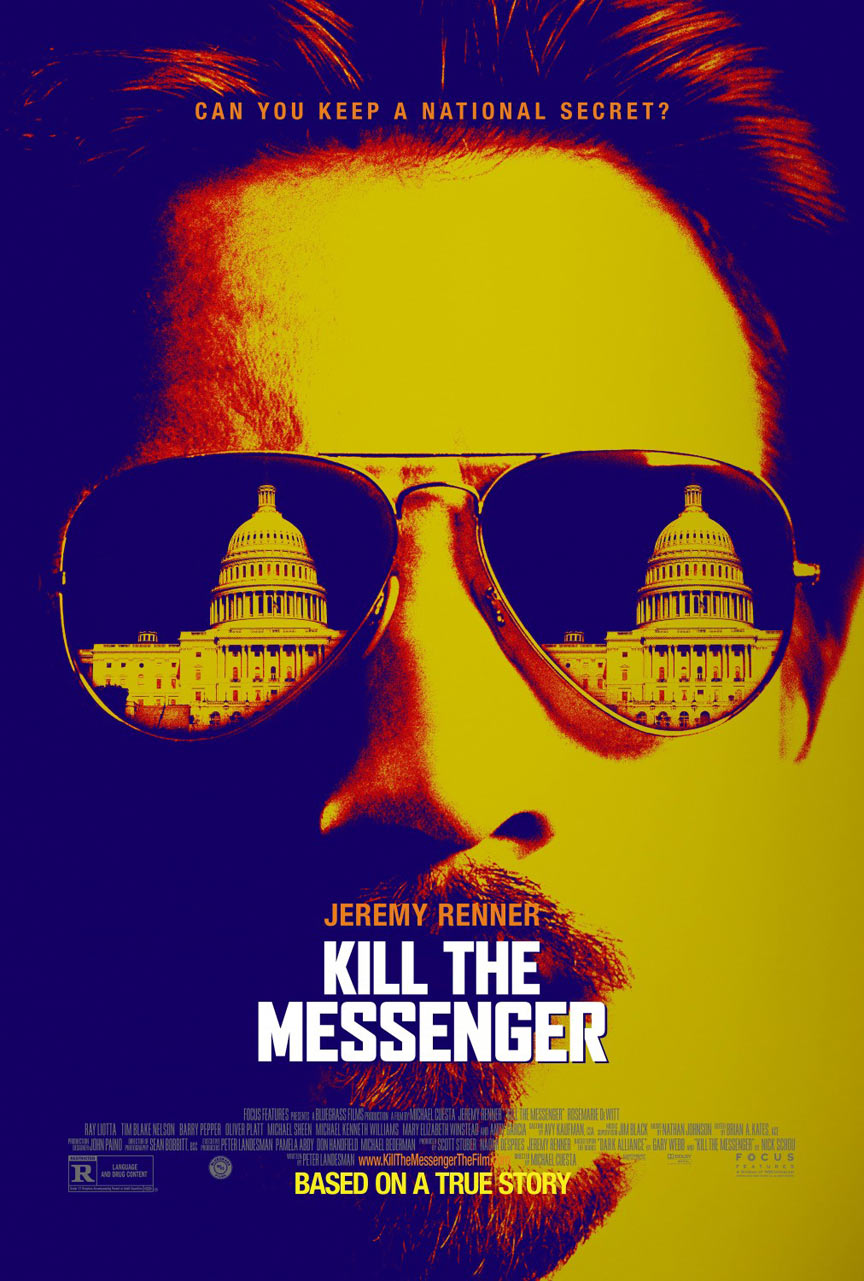 Kill the Messenger Poster #1