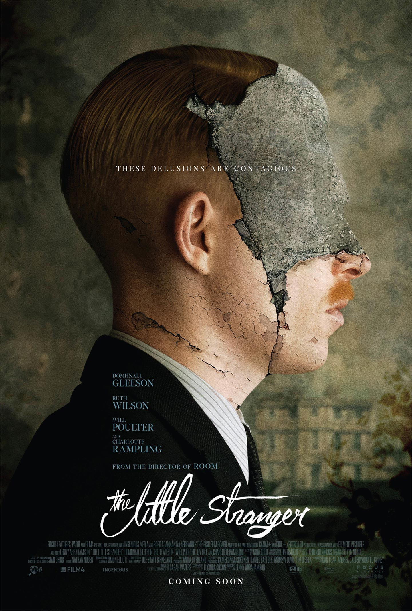 The Little Stranger Poster #1