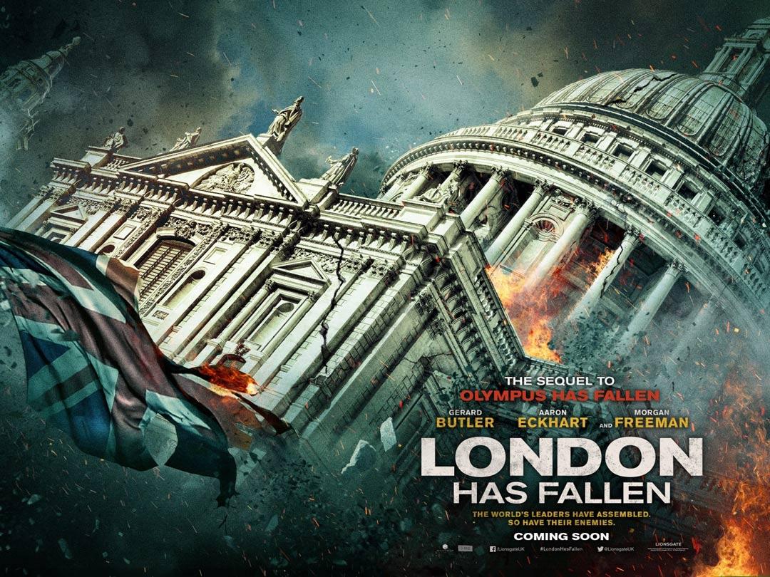 London Has Fallen Poster #3