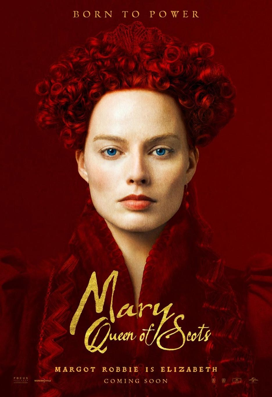 Mary Queen of Scots Poster #2