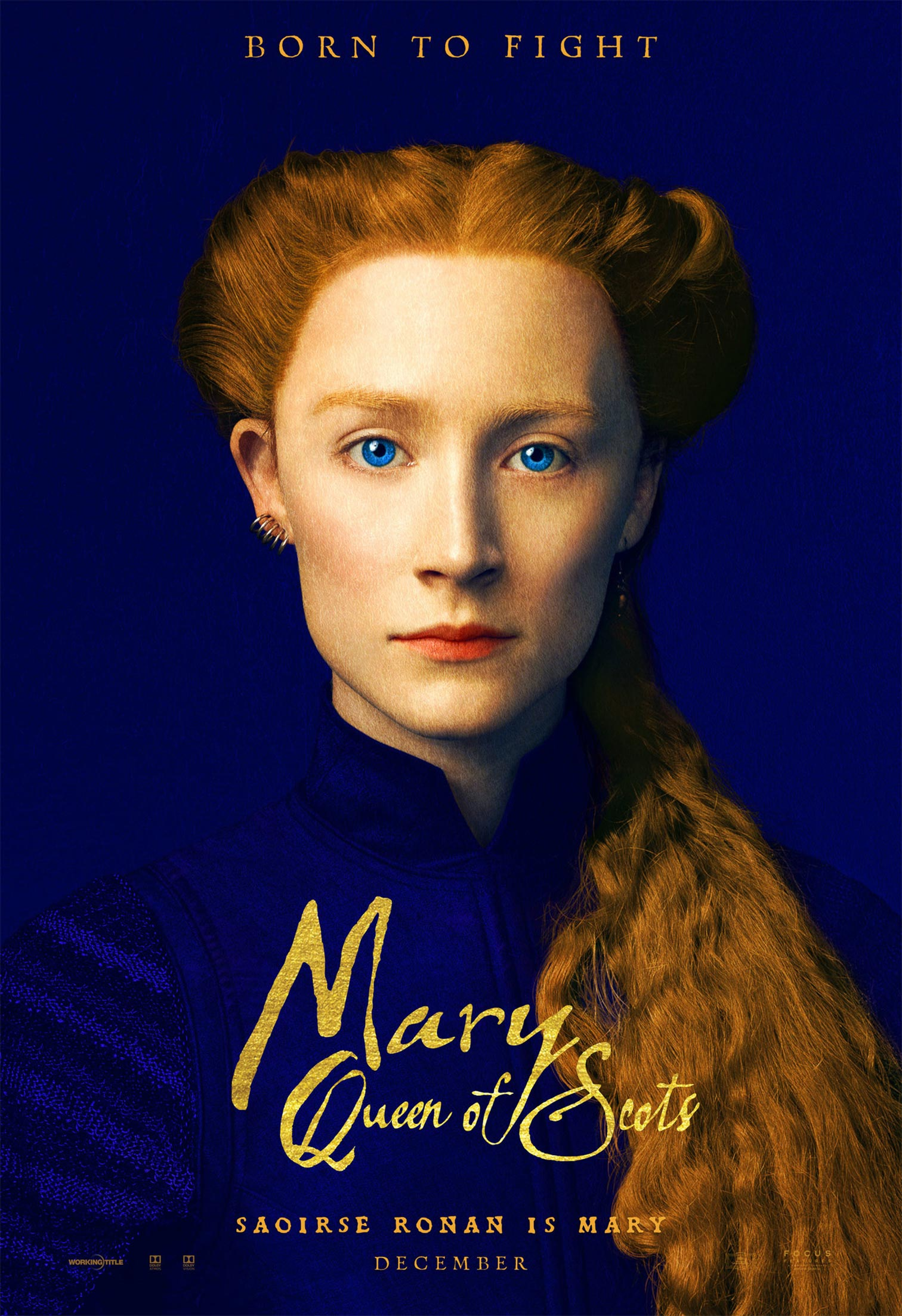 Mary Queen of Scots Poster #1