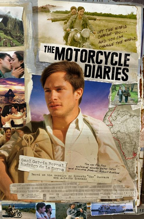 The Motorcycle Diaries Poster #1