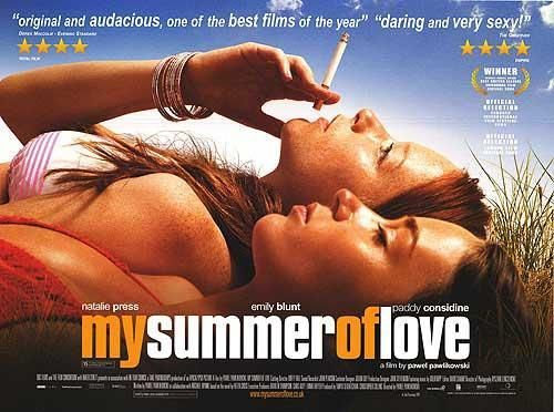 My Summer of Love Poster #1