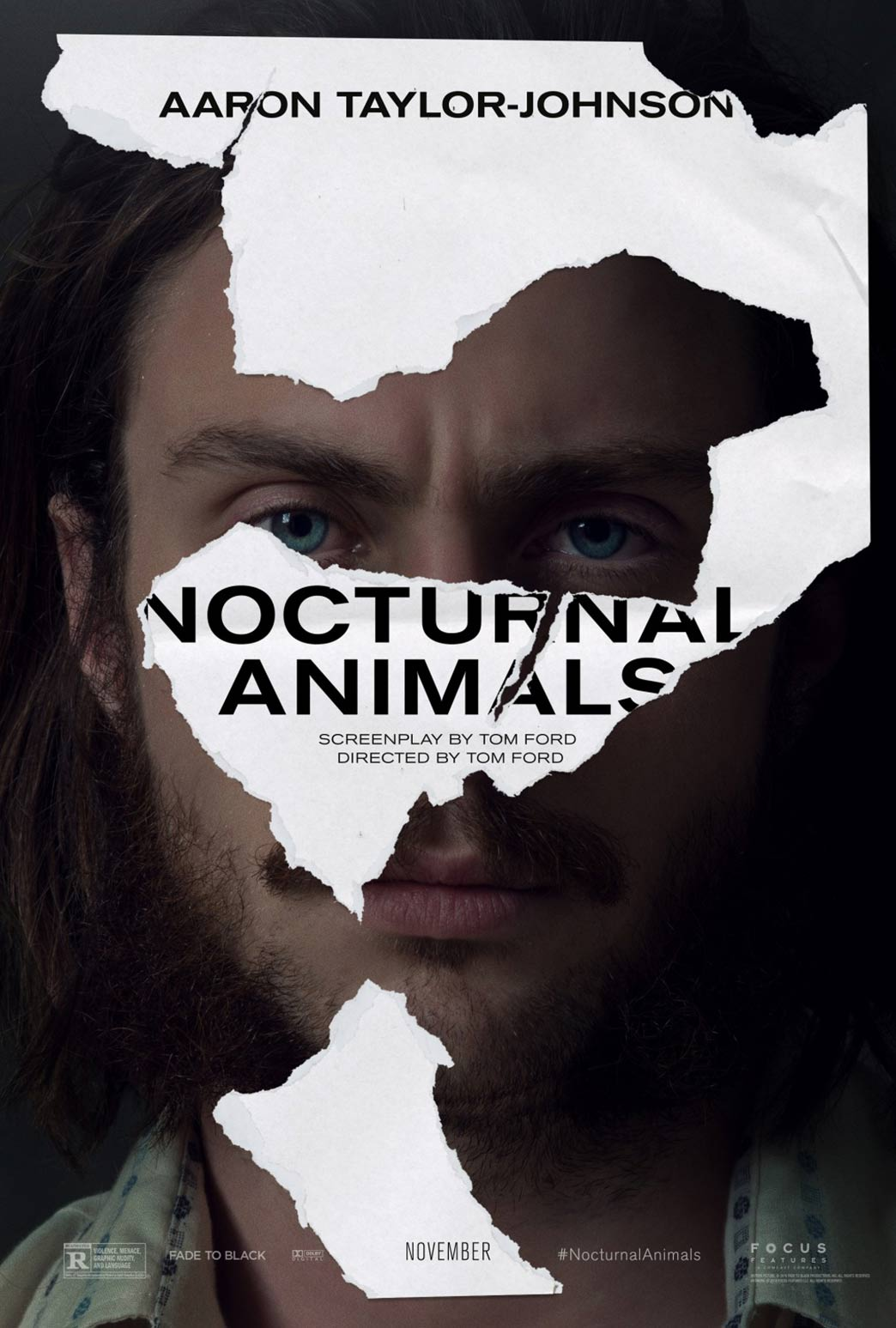 Nocturnal Animals Poster #2
