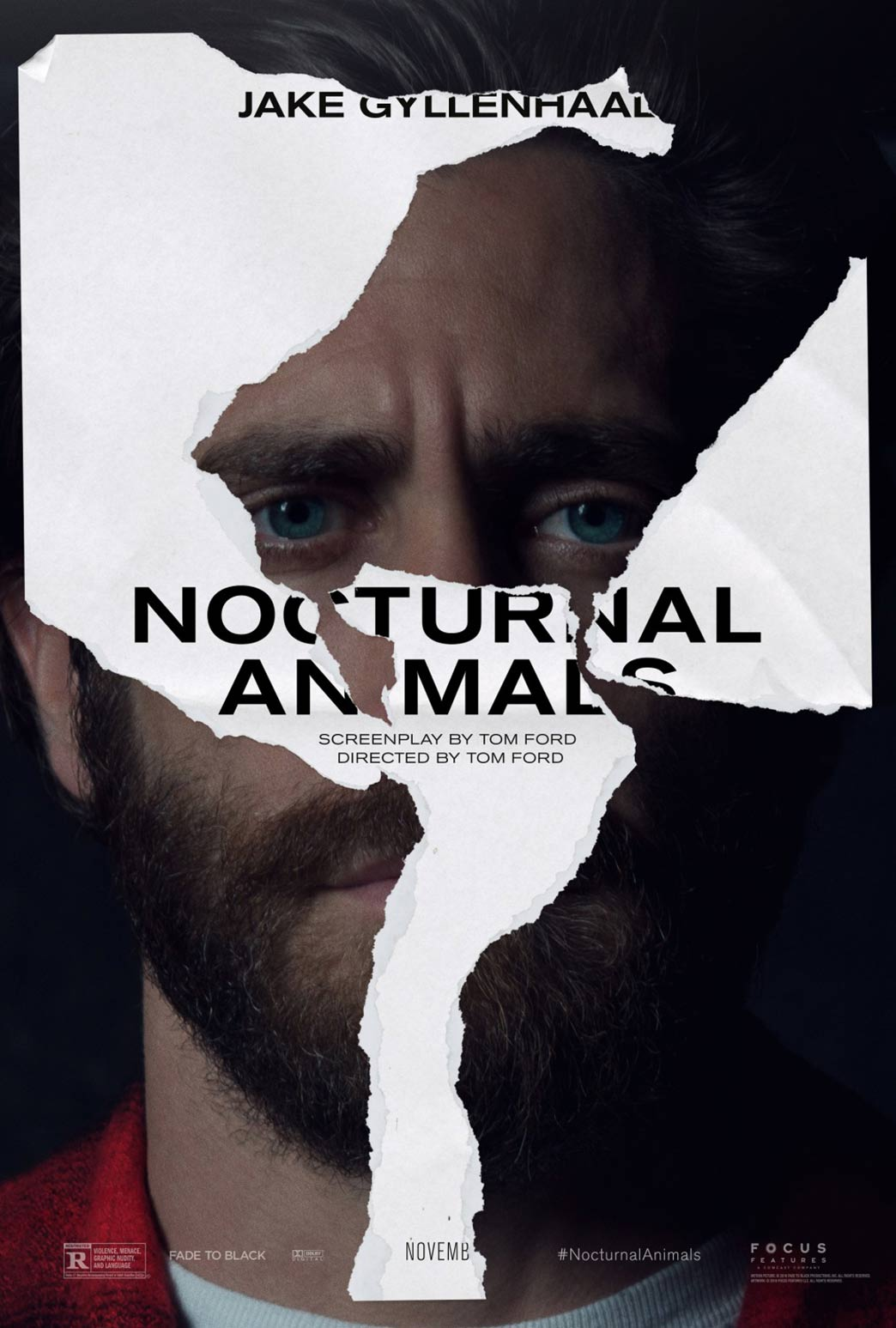 Nocturnal Animals Poster #3