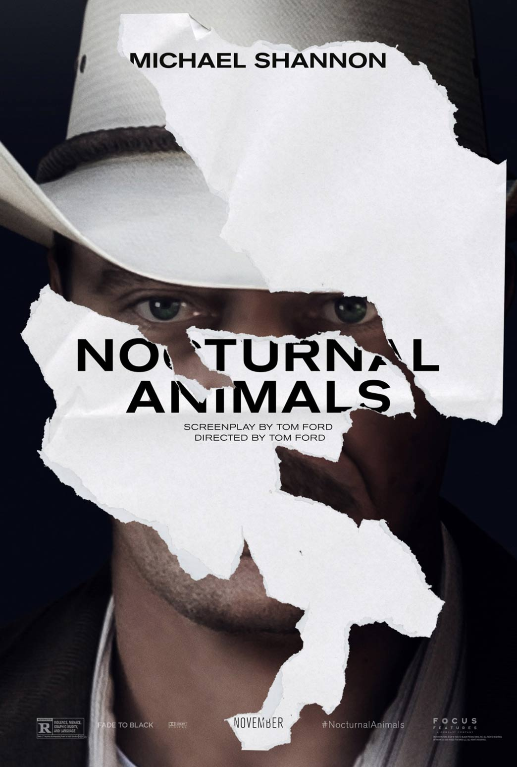 Nocturnal Animals Poster #4