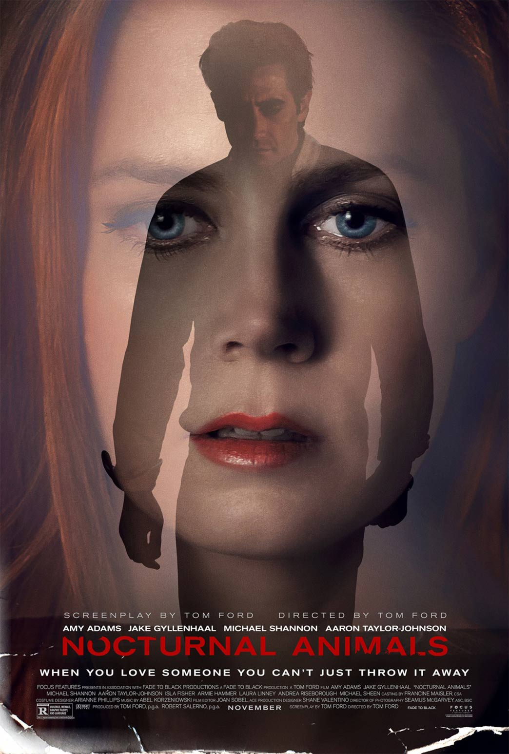 Nocturnal Animals Poster #5