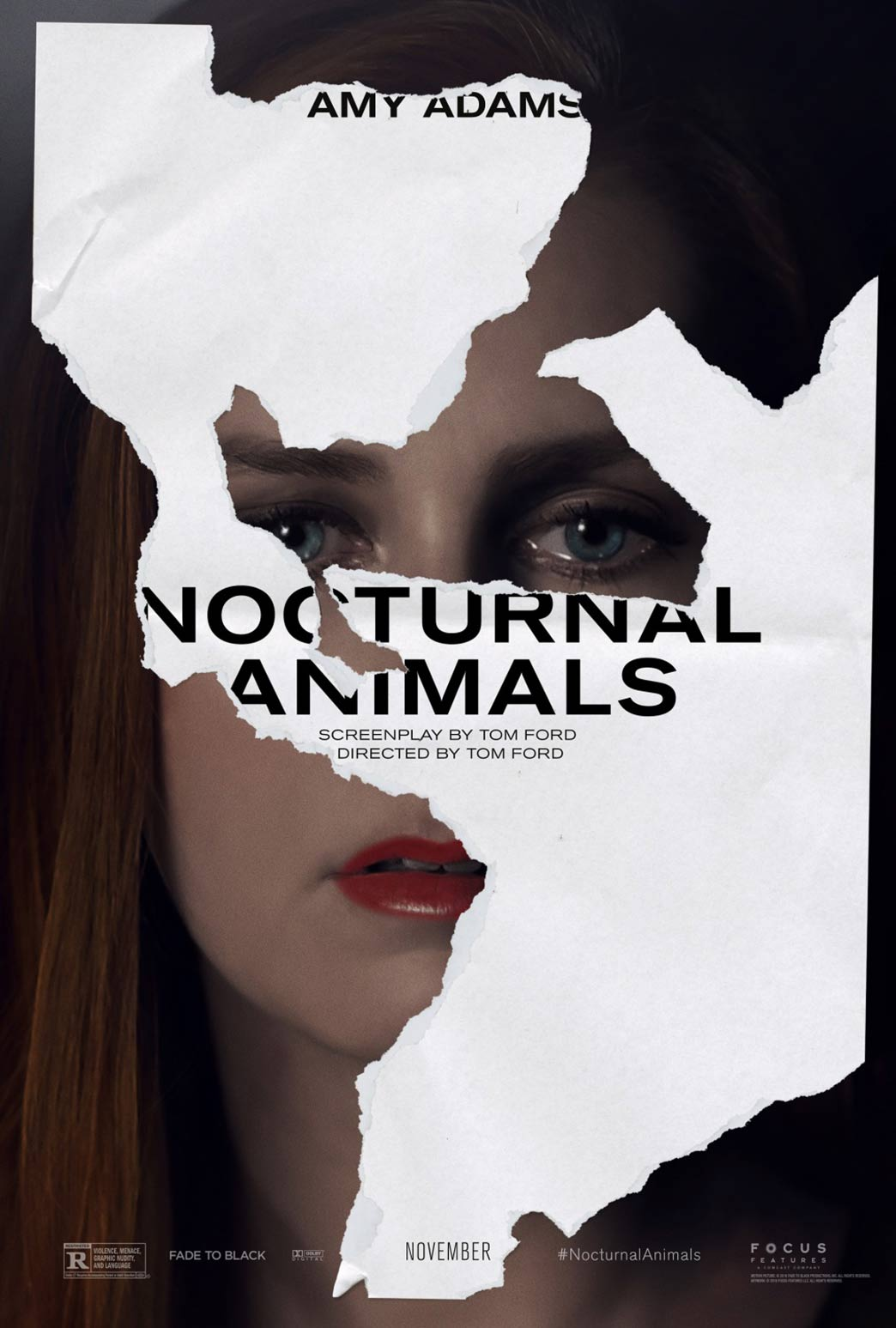 Nocturnal Animals Poster #1