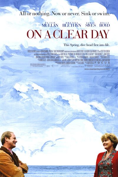 On a Clear Day Poster #1