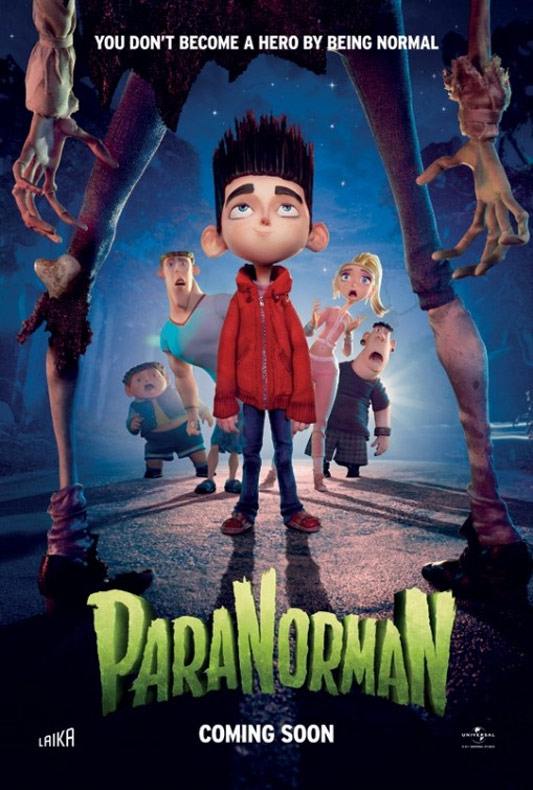 ParaNorman Poster #2
