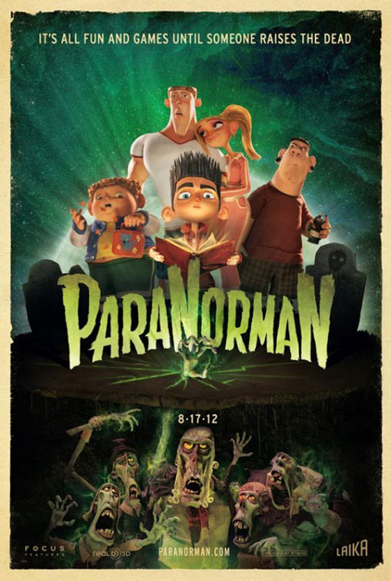 ParaNorman Poster #4