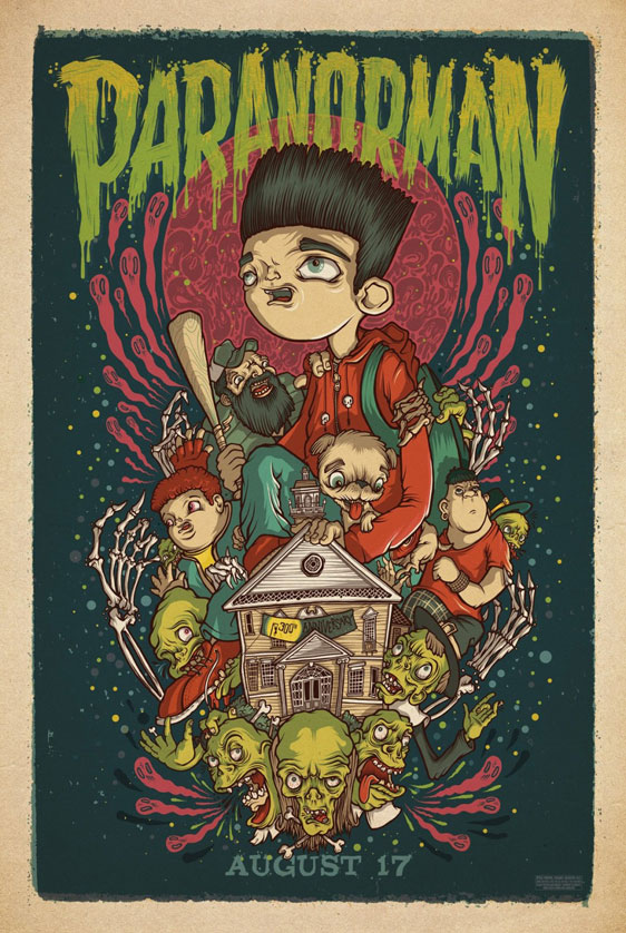 ParaNorman Poster #7