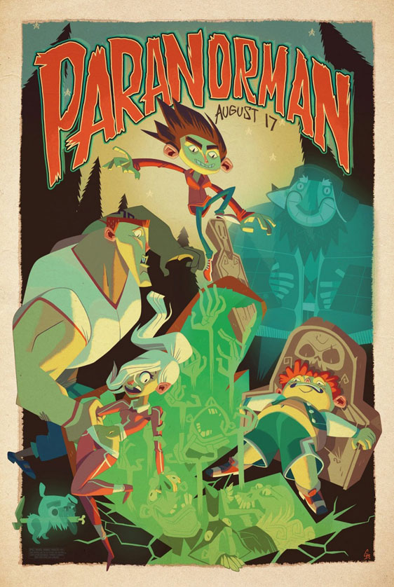 ParaNorman Poster #9