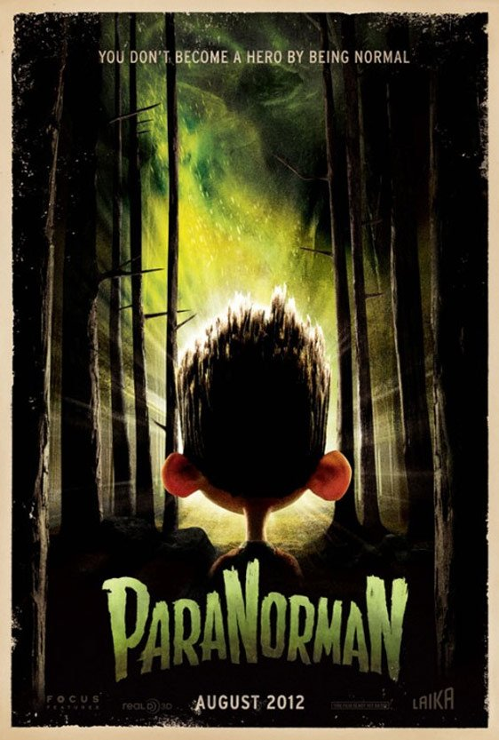 ParaNorman Poster #1