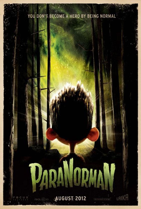 ParaNorman Poster #1