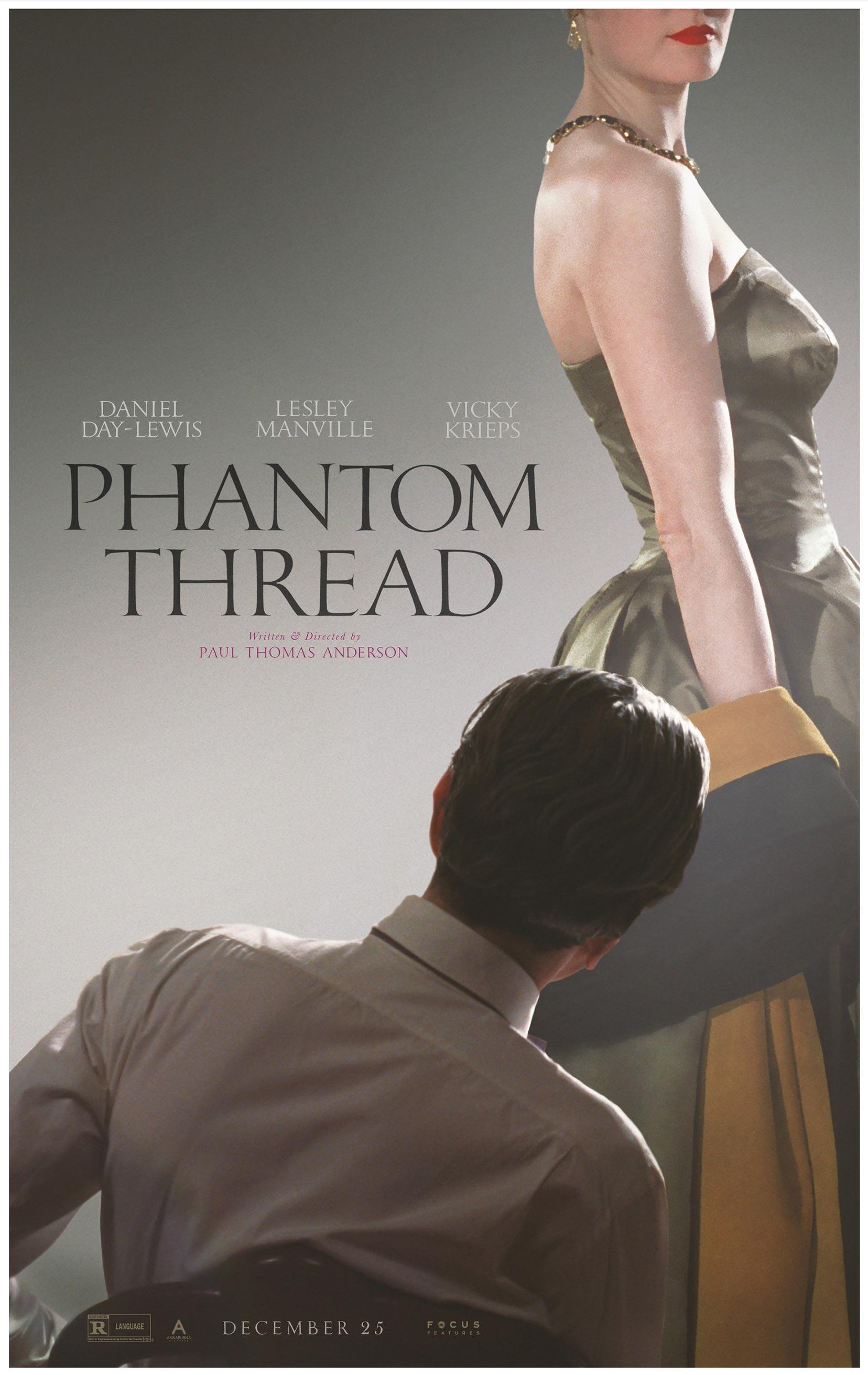 Phantom Thread Poster #1