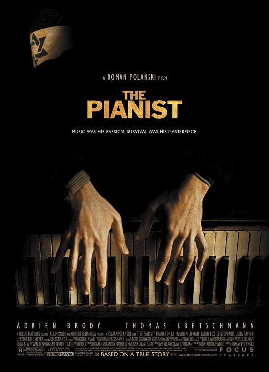 The Pianist Poster #1