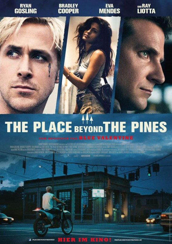 The Place Beyond the Pines Poster #14