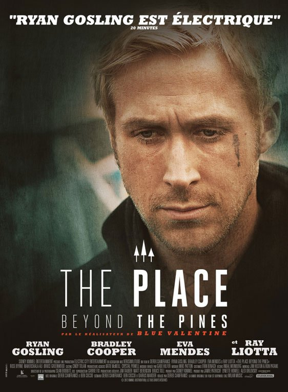 The Place Beyond the Pines Poster #3