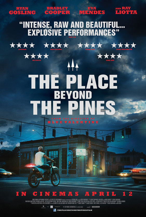 The Place Beyond the Pines Poster #8