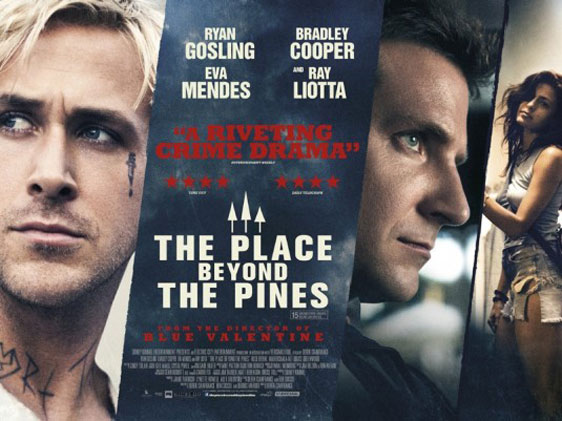 The Place Beyond the Pines Poster #9