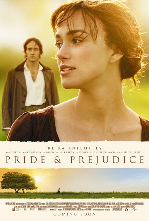 Pride and Prejudice Poster #1