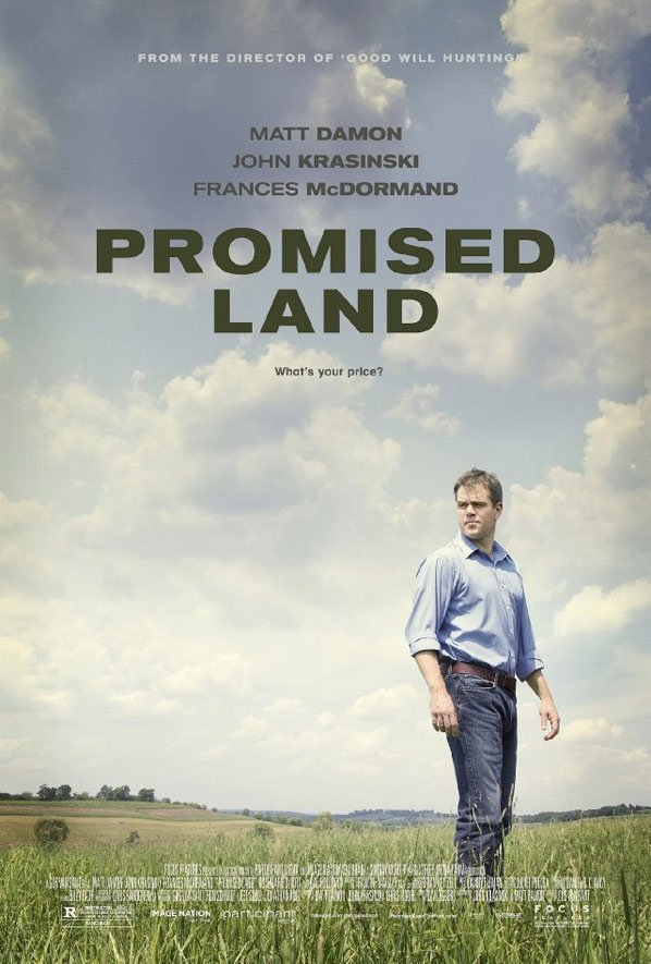Promised Land Poster #1