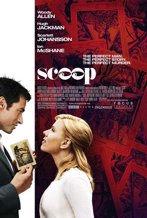 Scoop Poster #1