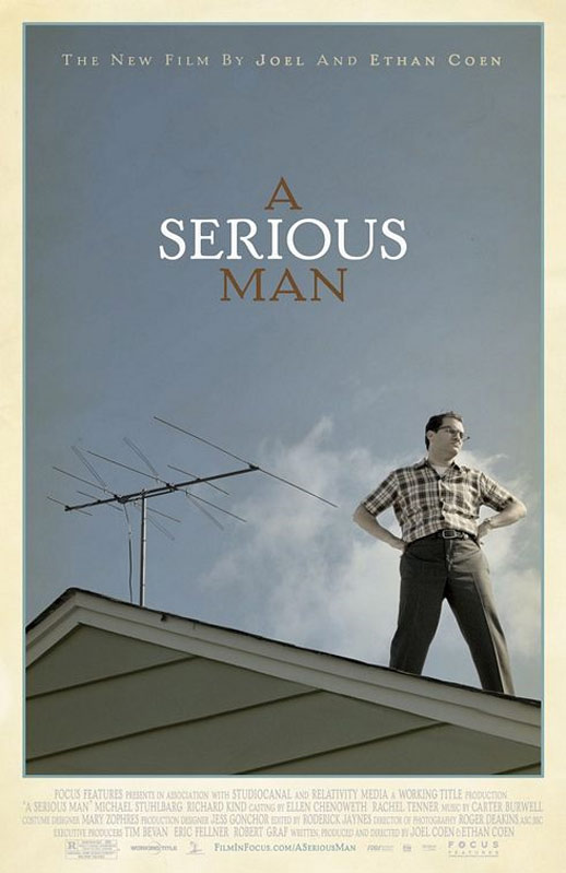 A Serious Man Poster #1