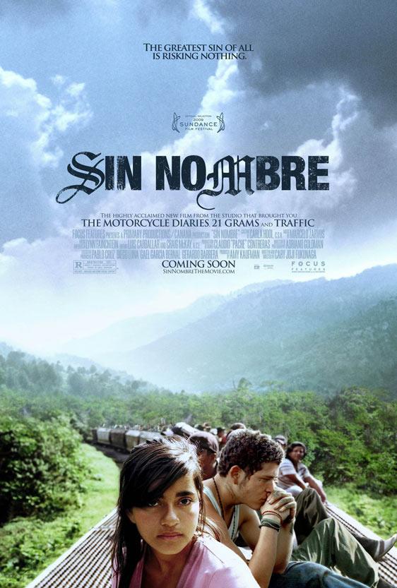 Sin Nombre Poster #1