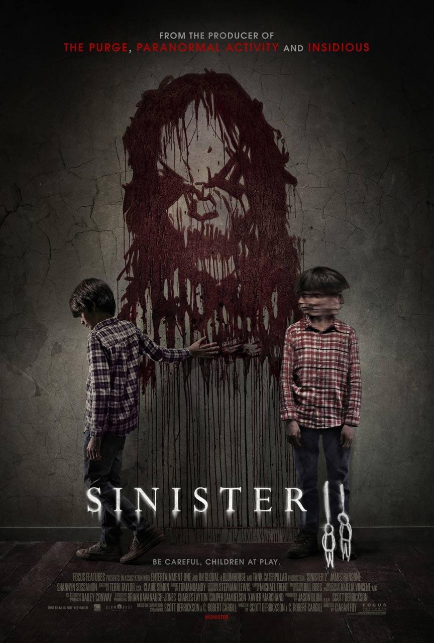Sinister 2 Poster #1