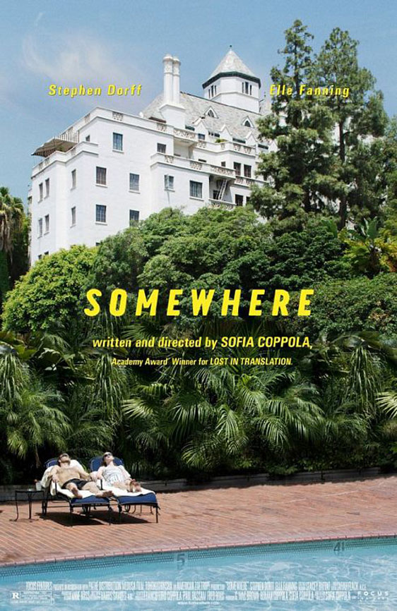 Somewhere Poster #1