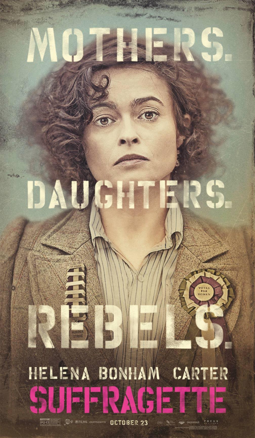 Suffragette Poster #2